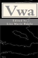 Boue was featured in VWA, an anthology that seeks words to support and praise the beautiful and resilient people of Haiti in their healing from the tragic 2010 earthquake.  Proceeds benefit Haiti's recovery.