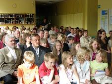 Parimate õpilaste ja vanemate vastuvõtt 2009