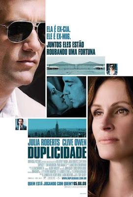 Filme Poster Duplicidade DVDRip RMVB Dublado