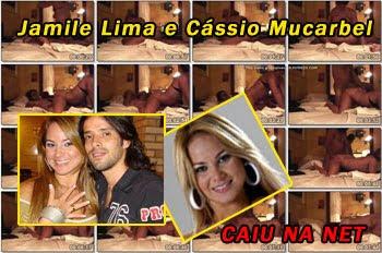 Vídeo Pornô Jamile Lima e Cássio Mucarbel