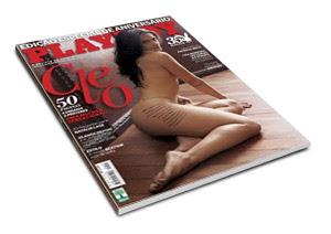 Playboy Cléo Pires 2010 + Making Of Video (Agosto de 2010)