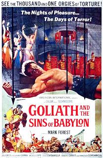 Golias e os Pecadores da Babilônia (1963)