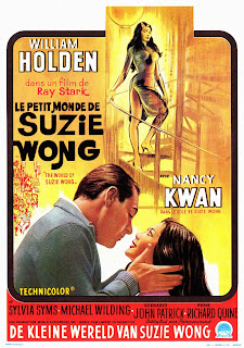movie posters the world of suzie wong 1960
