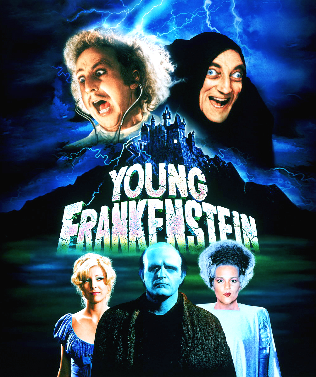 Young Frankenstein MOVIE POSTERS: YOUNG F...