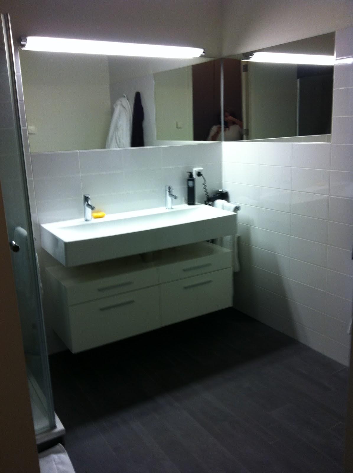 Trough Sink Bathroom