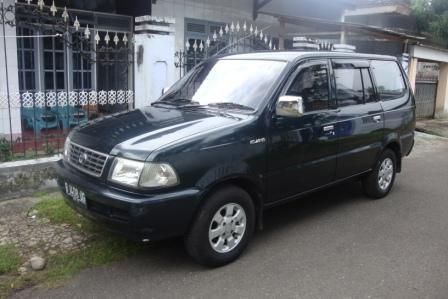 Good News: Dijual Mobil Toyota Kijang Kapsul Bekas 2002 LSX