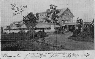 Five Towns Local History The Holly Arms Inn Hewlett NY