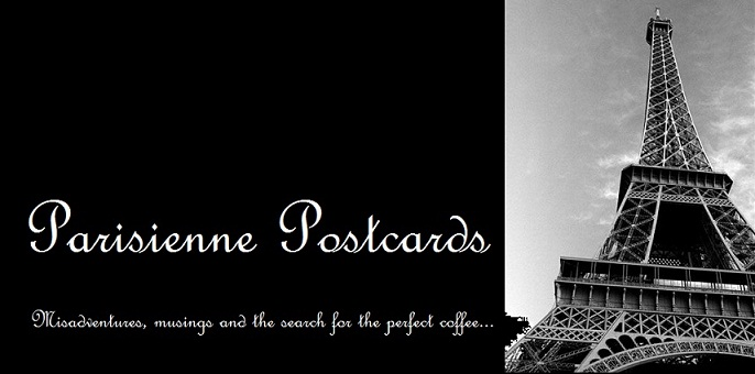 Parisienne Postcards