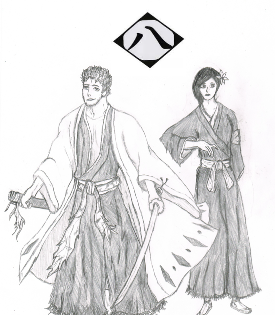 [Bleach Stories: An Alternative Universe]: Another Sketch