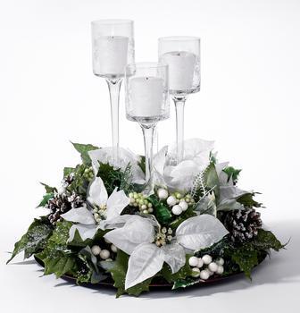 Manuarte ck centros de mesa para navidad - Centro mesa navidad ...
