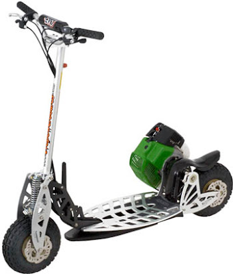 Gas scooters gas powered scooters fast gas scooters for Gas powered motorized scooter