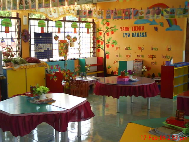 Cikgu eela il preschoolers pce galeri prasekolah for Contoh lukisan mural tadika