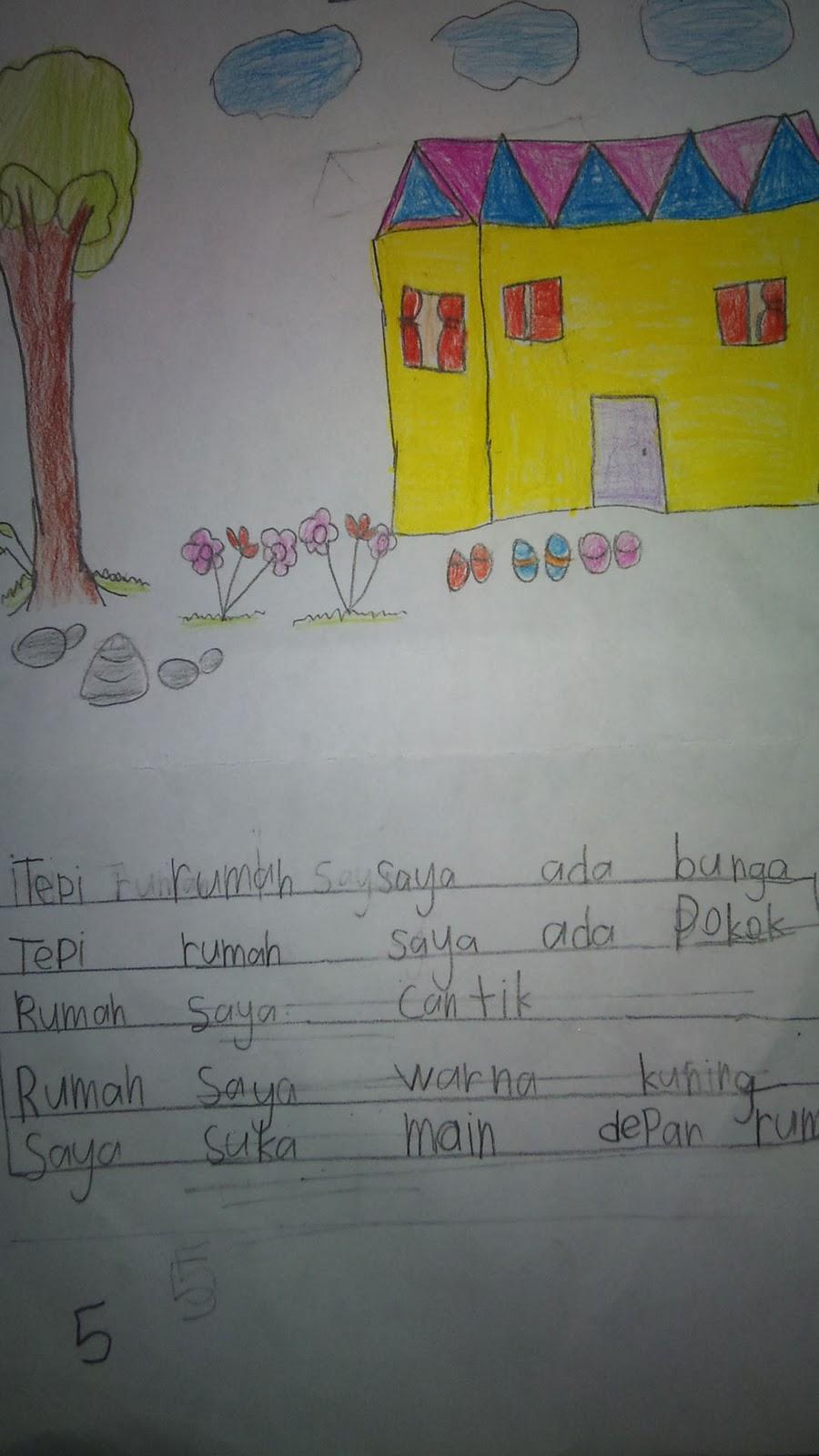 Cikgu Eela Preschoolers Pce Bina Cerita Pendek