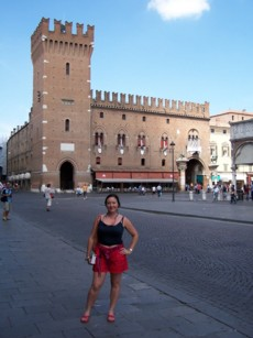 En Ferrara.