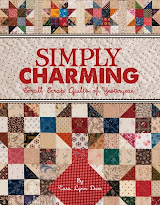 Simply Charming: Small Quilts of Yesteryear