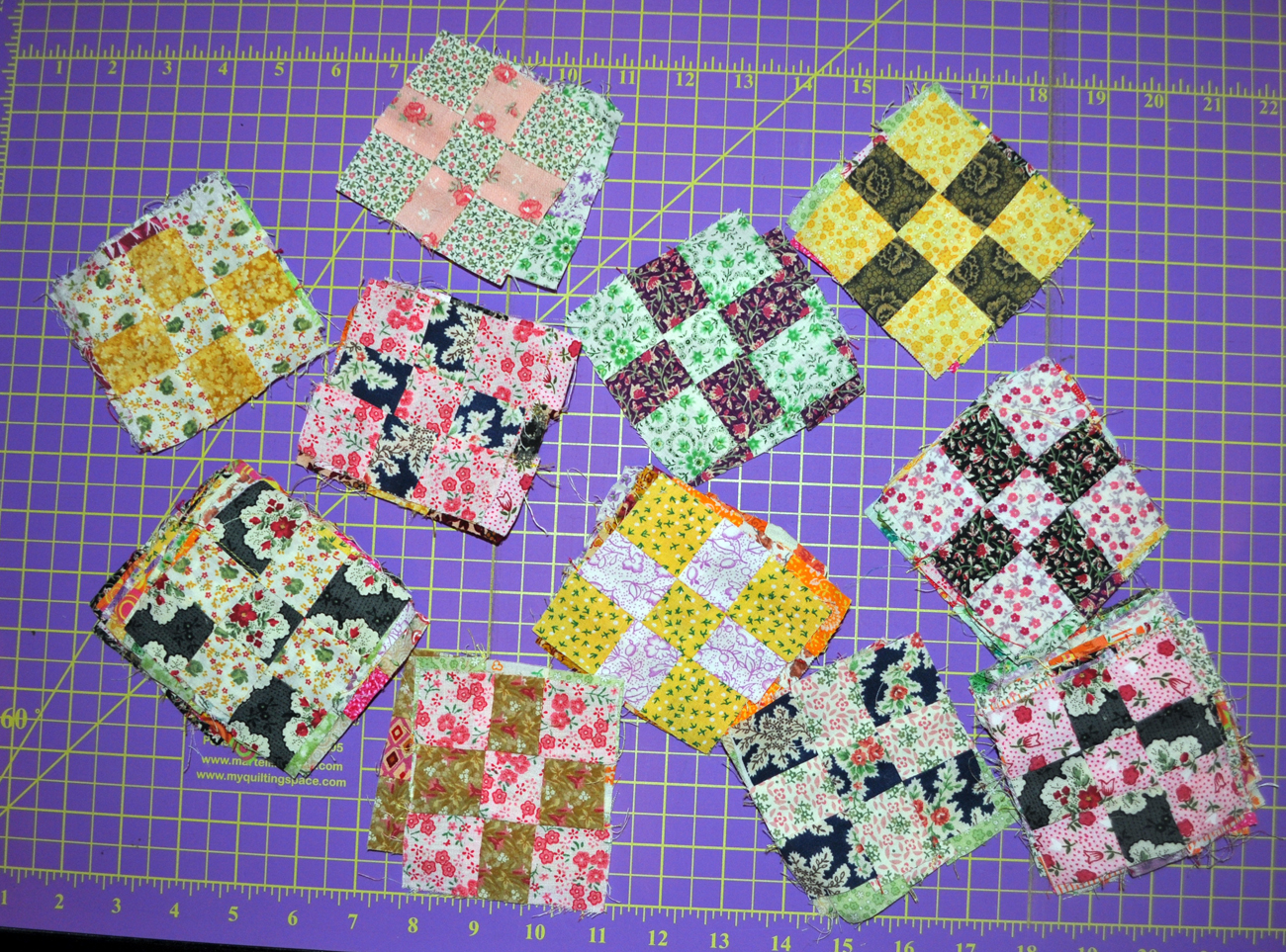 Blockbase pieced quilt patterns by the electric quilt co.