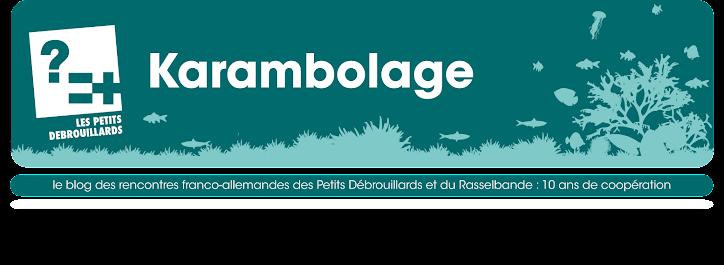 <br>Karambolage