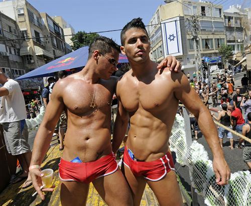 Rencontre gay tel aviv