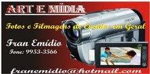 ARTE MIDIA FOTOS E FILMAGENS. A ARTE DE FAZER MIDIA