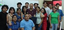 Participantes del taller