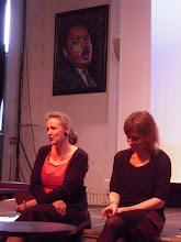 2ème intervention des écrivaines à la Bellevilloise en mars 2010