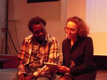 Zoxea des Sages Poètes de la rue, un fidèle de notre atelier d'écriture