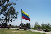 Pico el Avila y el Hotel Humboldt