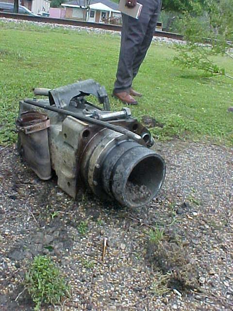 Prince Rupert Rail Images Cn 2699 Engine Failure