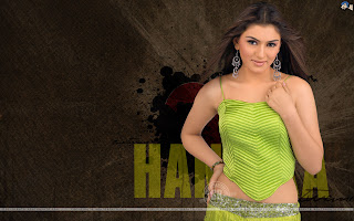 Hansika has a new fan in Prabhu Deva