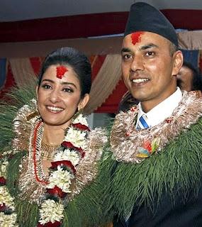 Manisha Marries Beau