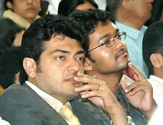 Vijay and Ajith will work together in a film