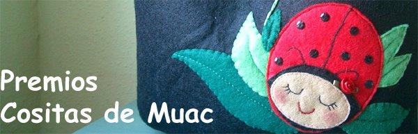 Premios Cositas de Muac