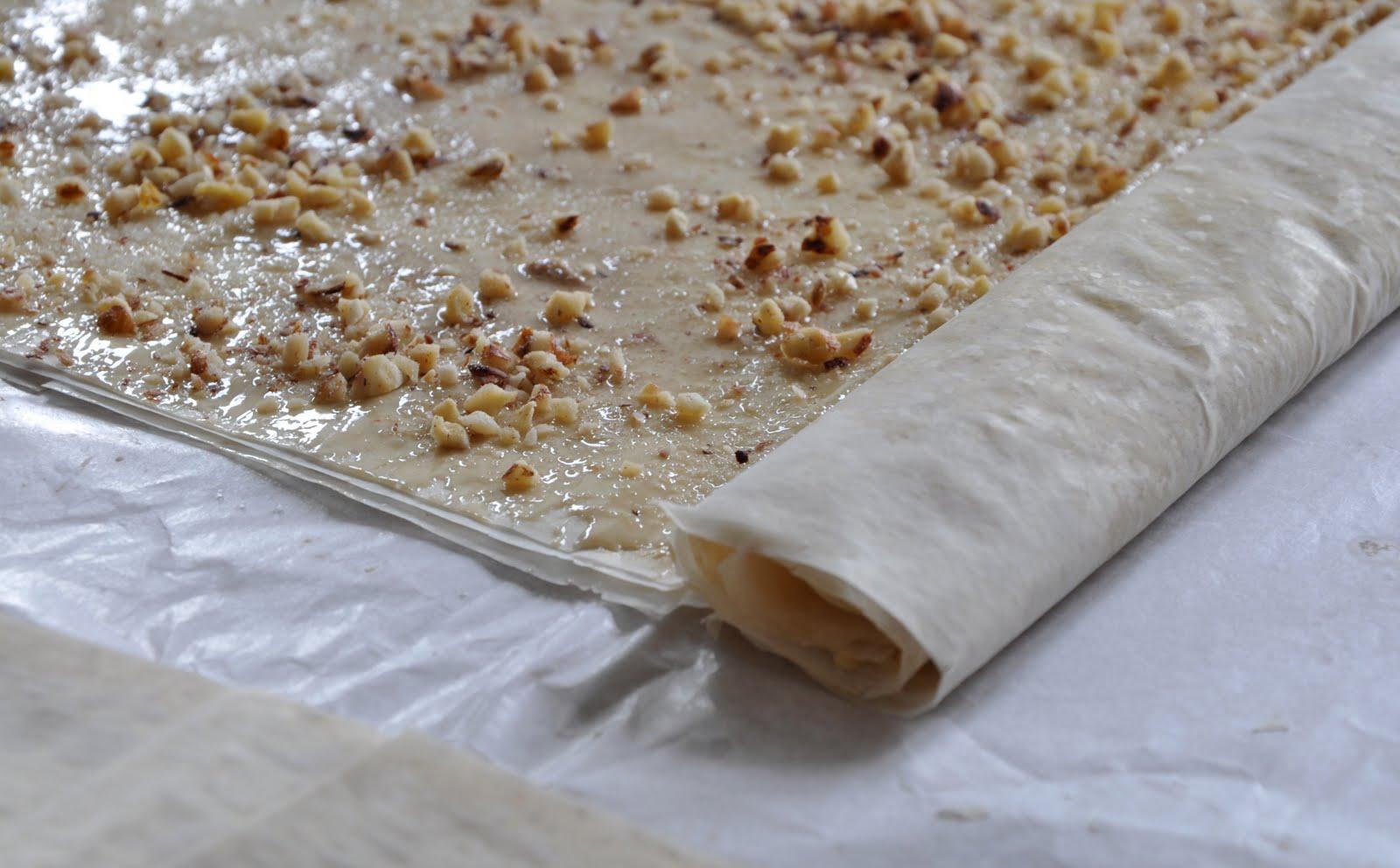 Kuru baklava tarifi(resimli anlatım)