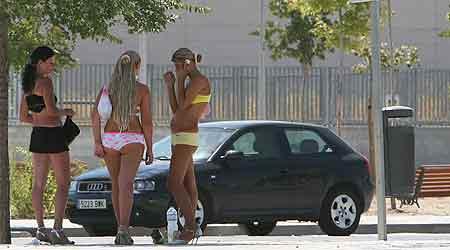 prostitutas jonquera prostitutas jovenes en madrid