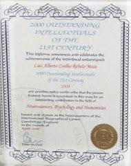 Distinção Internacional Maia