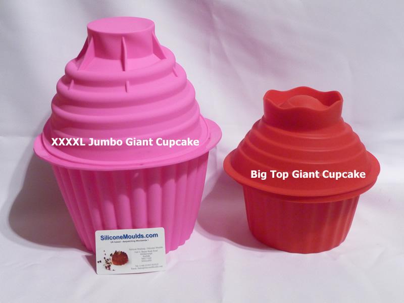 Large Cupcake Mold 29pcs Giant Cupcake Pan Silicone Molds Extra
