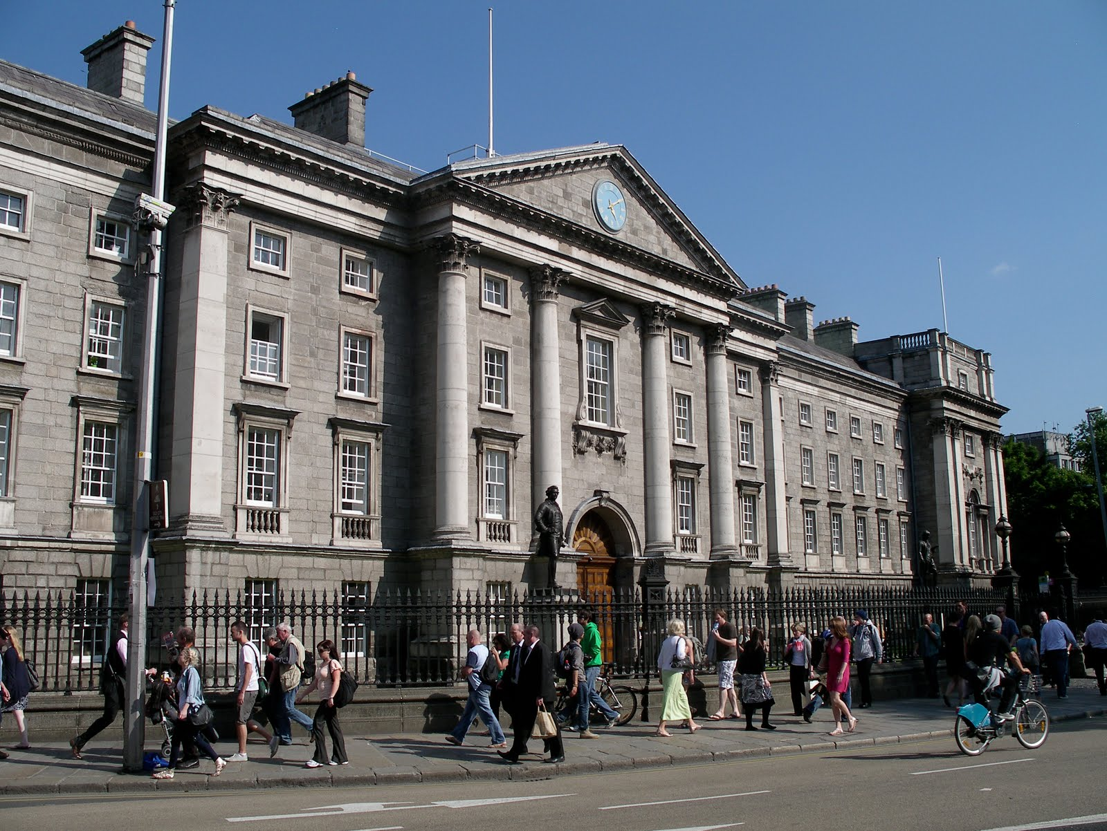 Trinity college dublin essay requirement