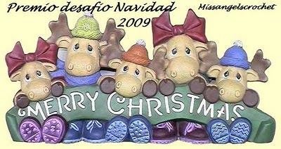 Premio desafio navidad 2009