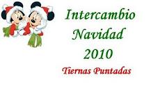Intercambio navidad 2010, cumplido