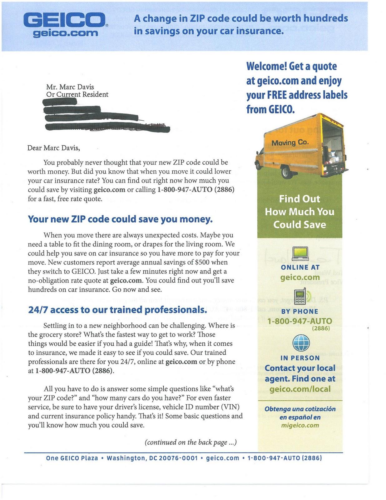 Mail That Fails 2011