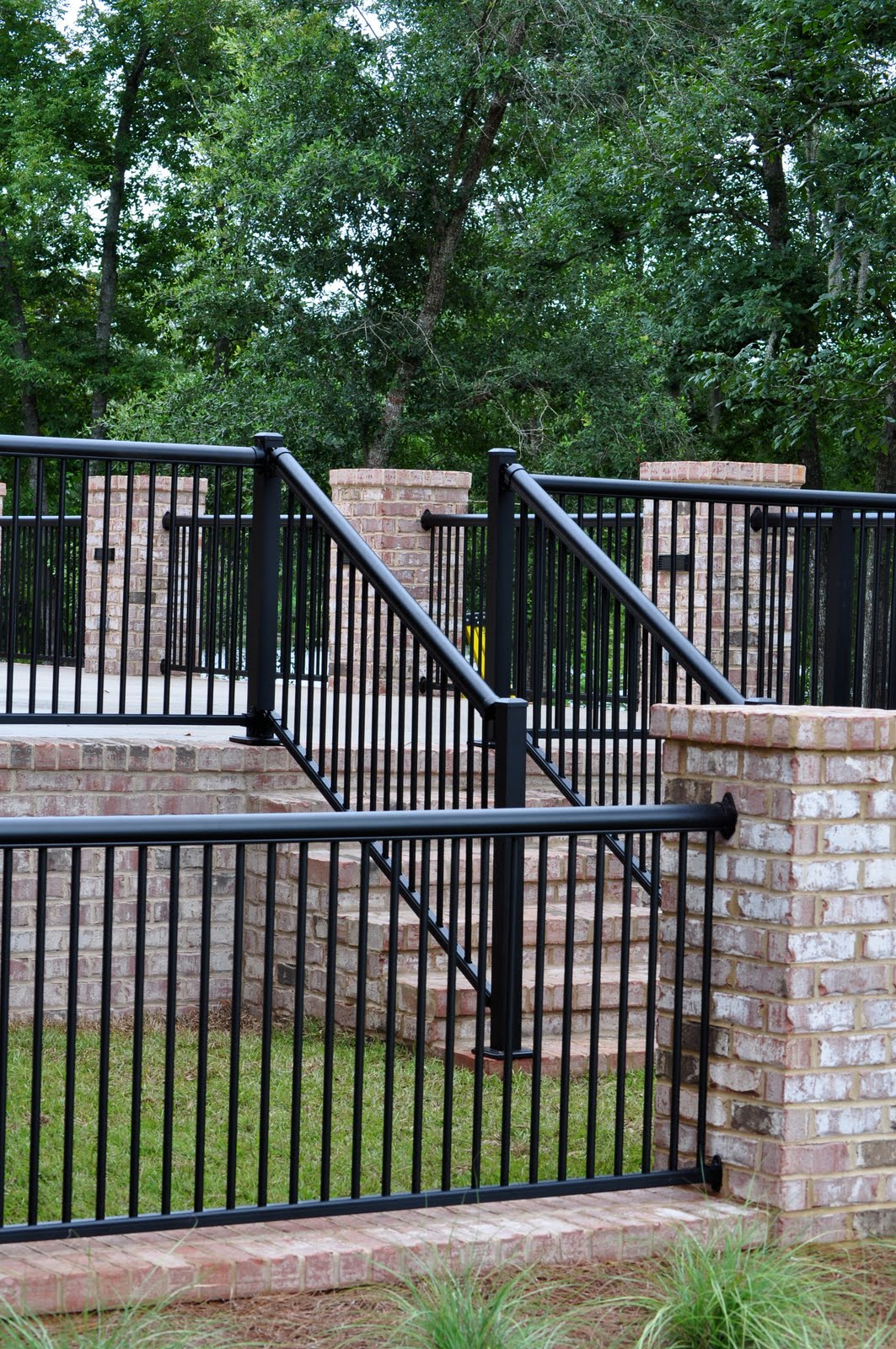 Dignifiedoutside ornamental fence gate company