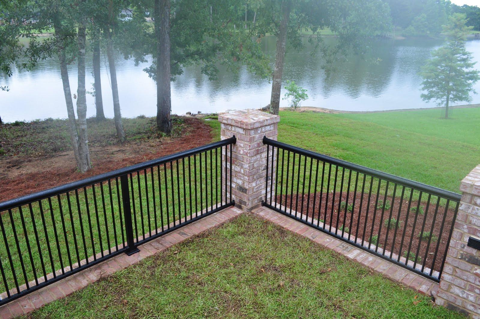 Dignifiedoutside ornamental fence gate company