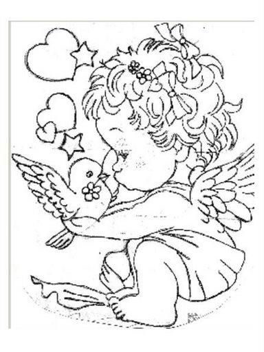 Riscos de  Anjos