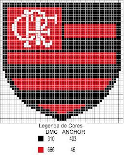 motivos-esquemas-times-futebol-ponto cruz-graficos-flamengo