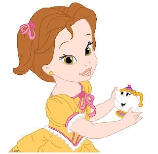 imagem bella princesa baby