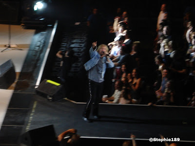 Joe Elliott! Def Leppard, 2007 Downstage Thrust Tour