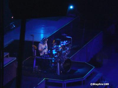 Thundergod Rick Allen, Def Leppard Downstage Thrust Tour 2007
