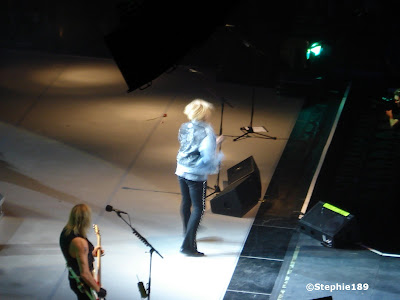 Rick Savage and Joe Elliott, Def Leppard 2007!