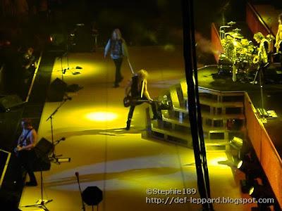 Joe, Rick, Viv, Sav, Phil - Def Leppard - 2008
