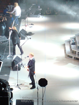 Joe, Phil, Sav - Def Leppard - 2008